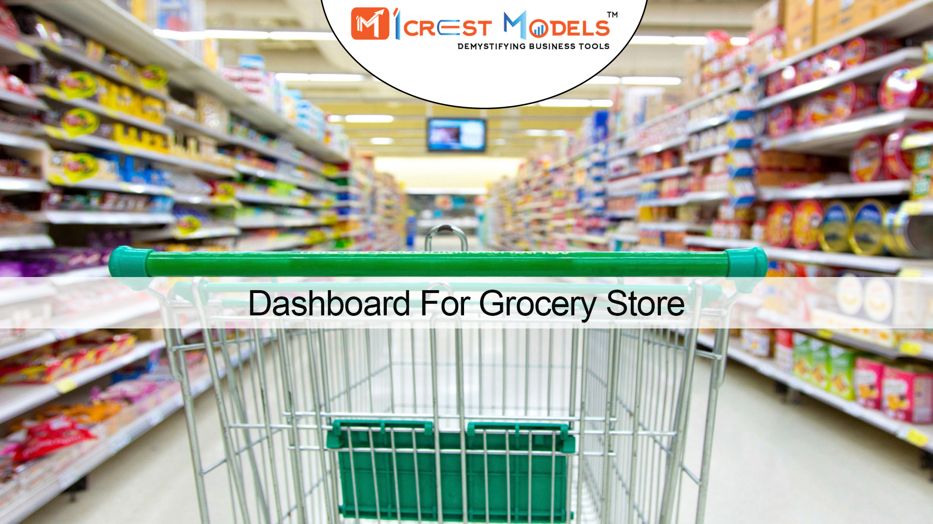 Dashboard For Grocery Store Outlet