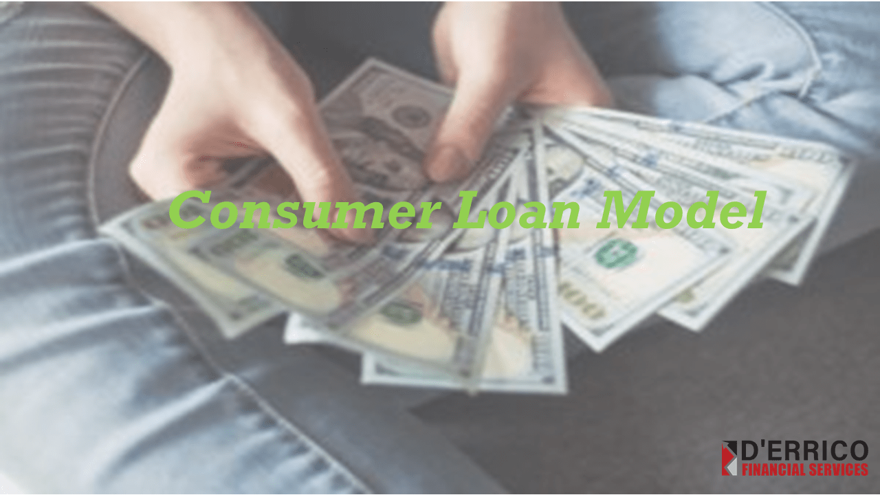 Consumer Loan Model
