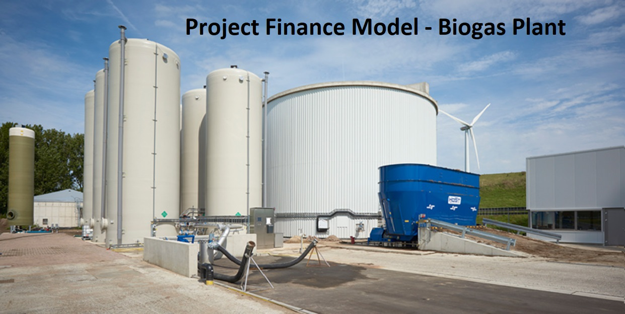 Renewable Energy - Biogas Plant Financial Model