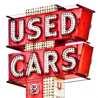 Used Car Lot: 5 Year Pro Forma
