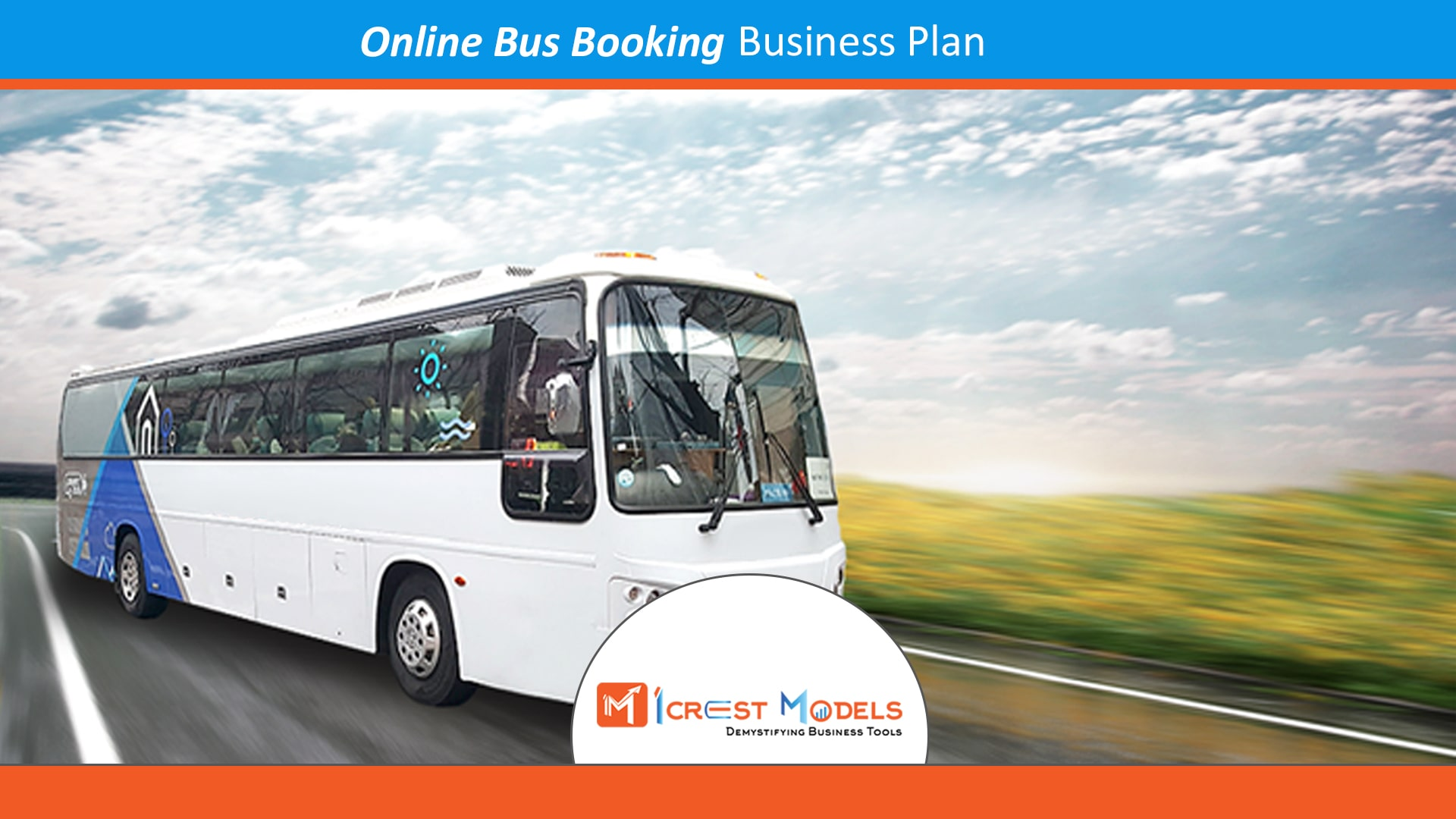 Business Plan For Online Bus Service Booking