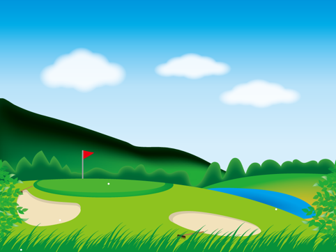 Startup Golf Course Financial Model and DCF Analysis: 5-Year