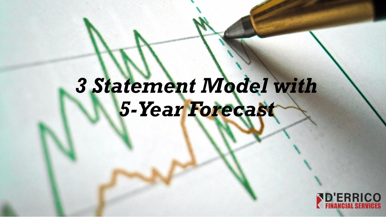 5 - Year Financial Forecast Model
