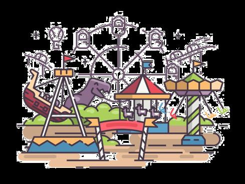 Amusement Park / Zoo - 5 Year Startup Financial Model
