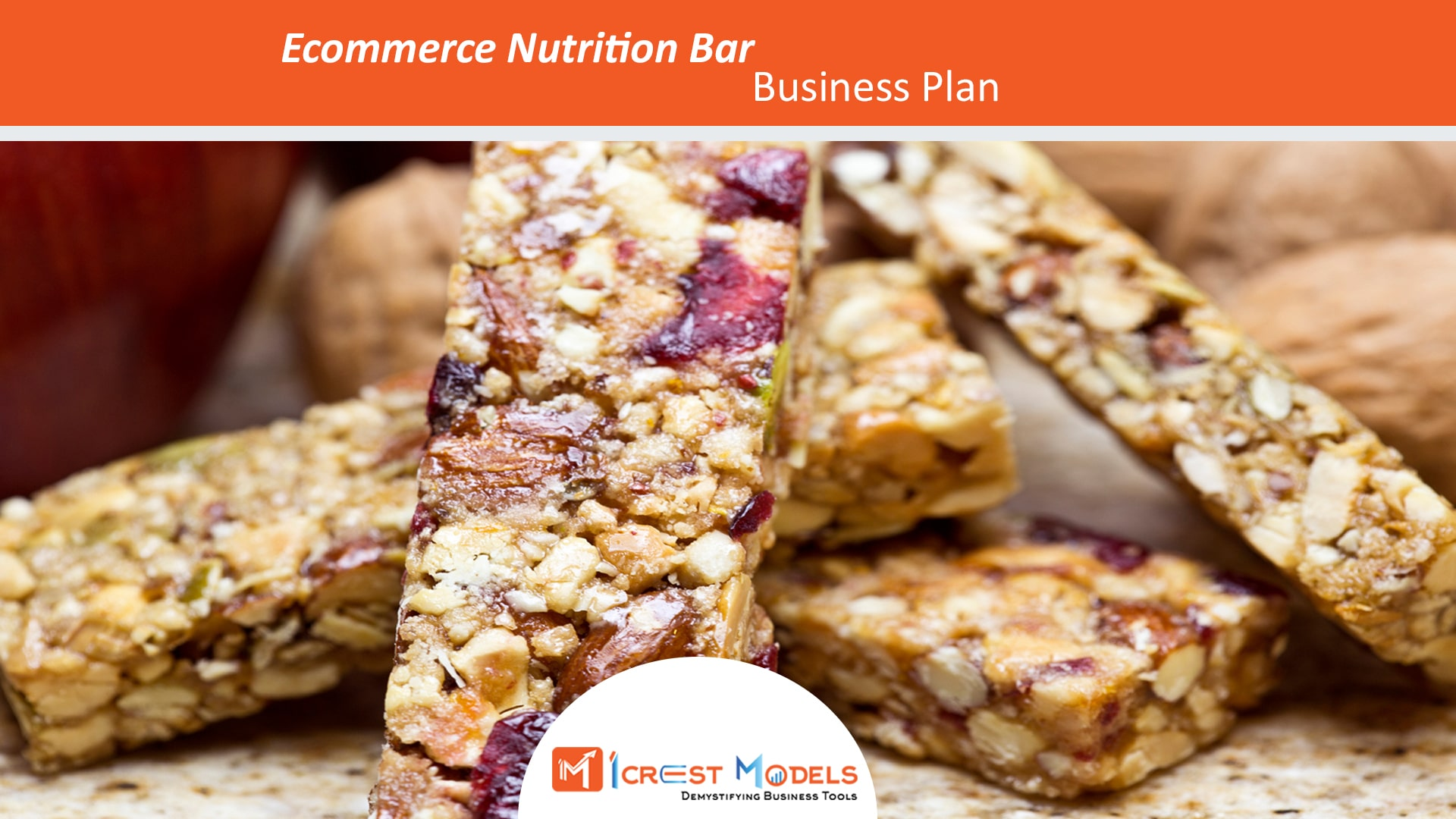 Business Plan of an Online Nutrition Bar Business