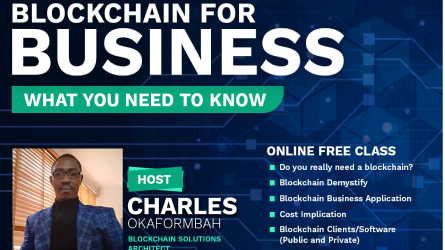 Blockchain for Business - What You Need to Know.
