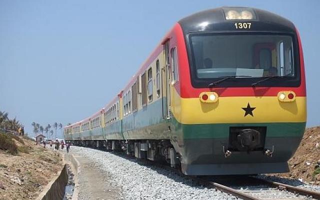 Ghana Railway Sector - Overview Study