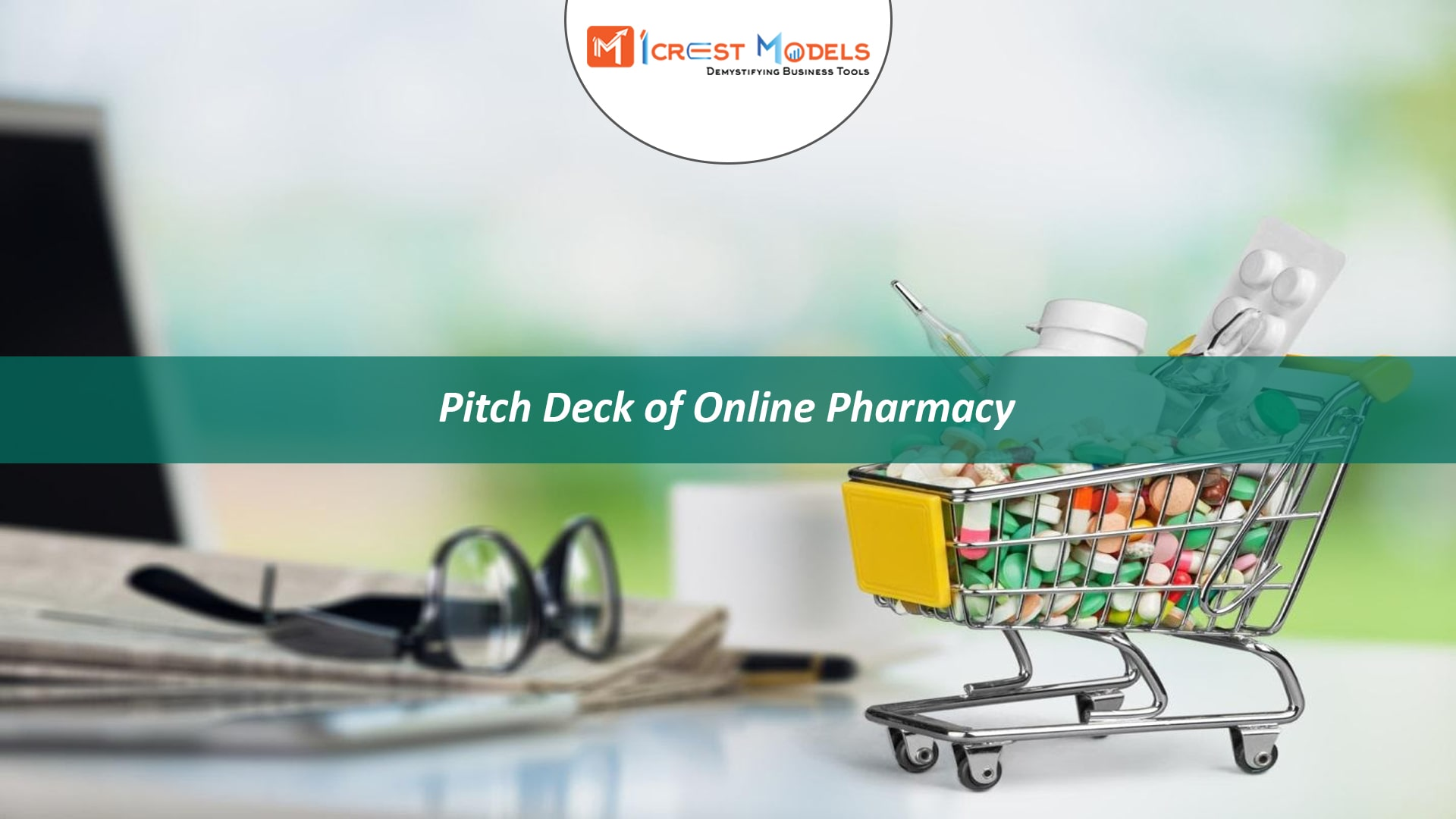 Investor Pitch of E-Pharmacy