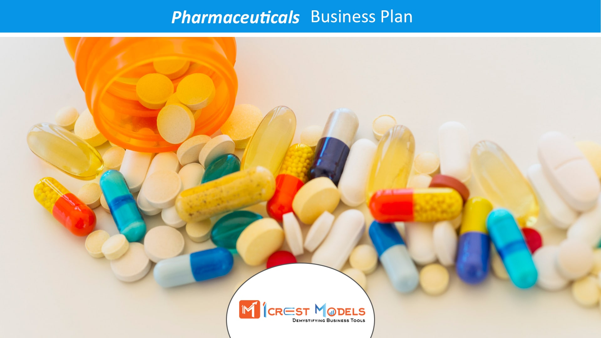 Business Plan For Pharmaceuticals Company