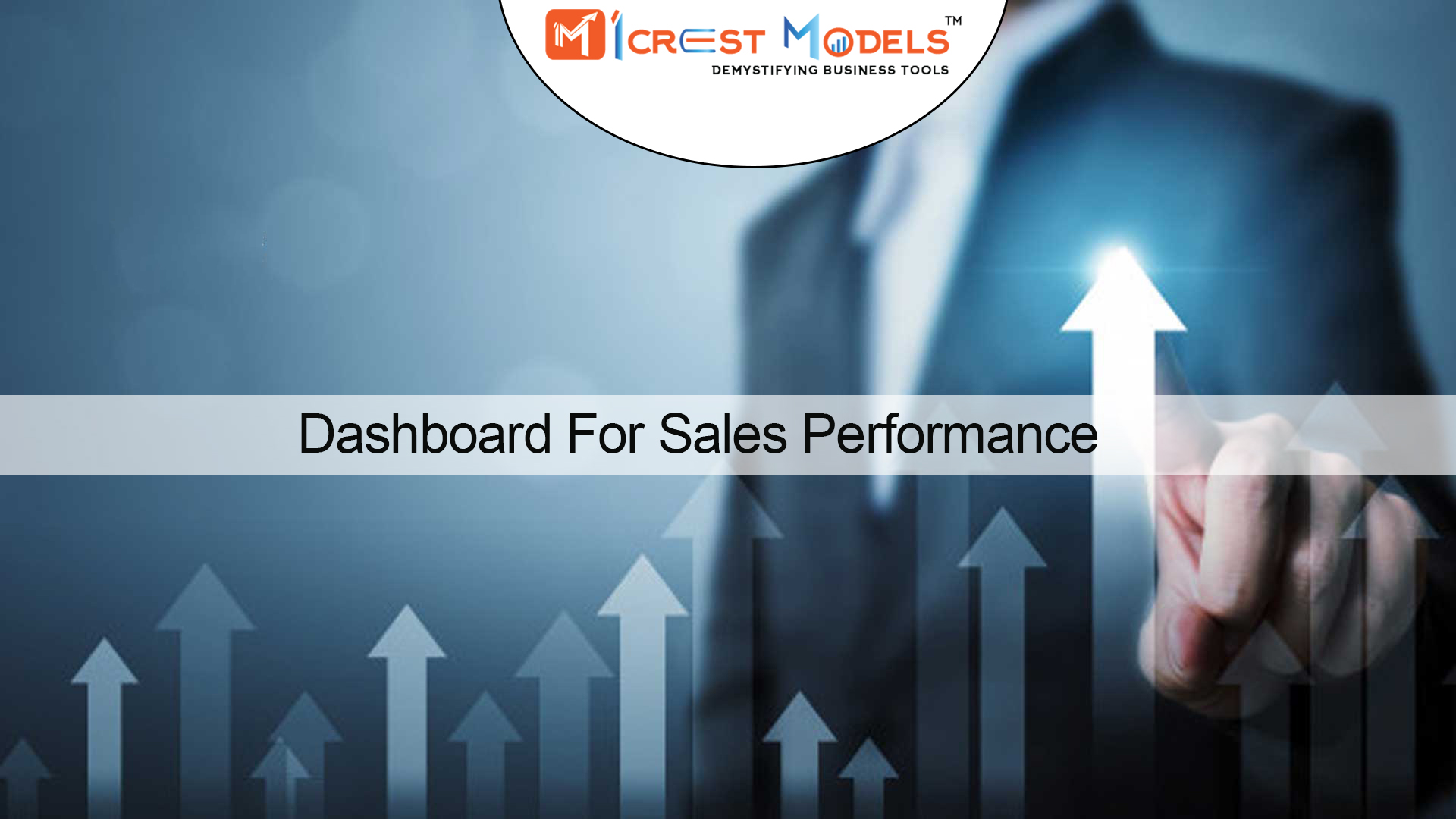 Dashboard For Sales Performance