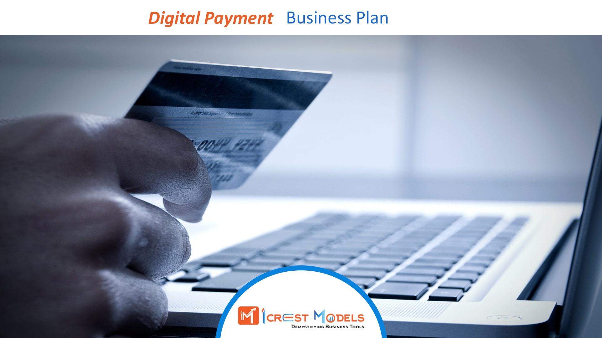 Digital Payment Business Plan